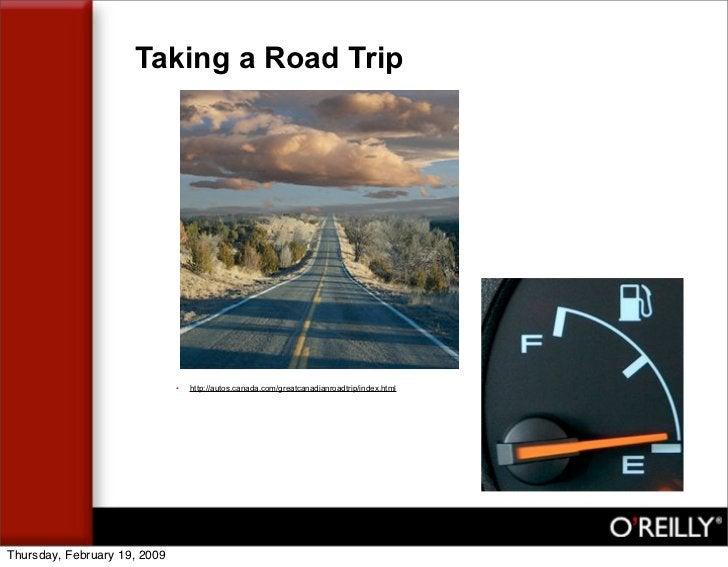 Taking a Road Trip                                   •   http://autos.canada.com/greatcanadianroadtrip/index.html     Thur...