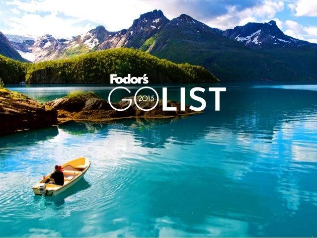 #TravelwithFodors@arabellabowen