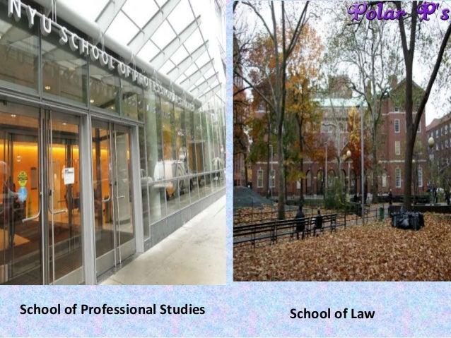 School Of Professional Studies Law