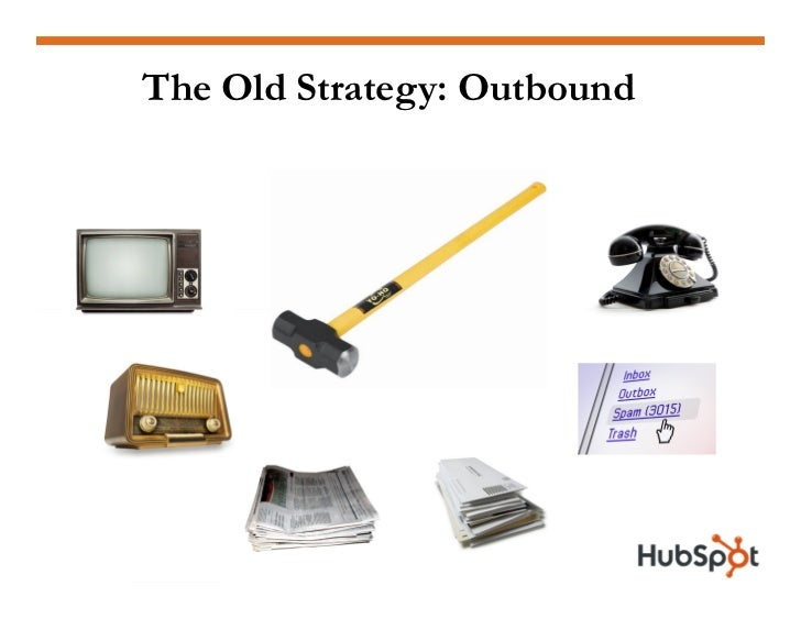 The Old Strategy: Outbound