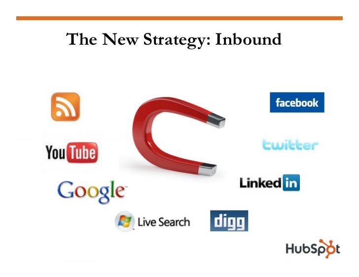 The New Strategy: Inbound