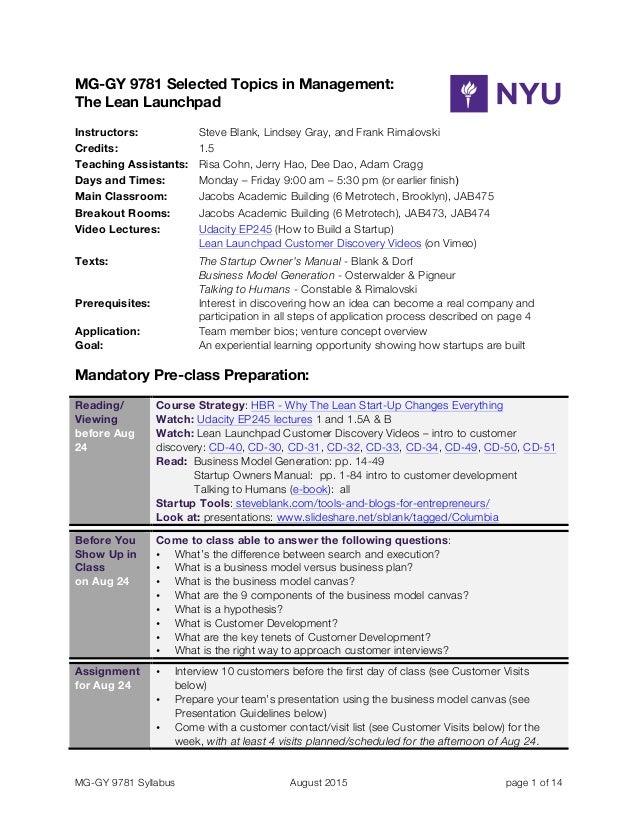 Creative writing syllabus nyu NYU Tisch School of the Arts Department of English