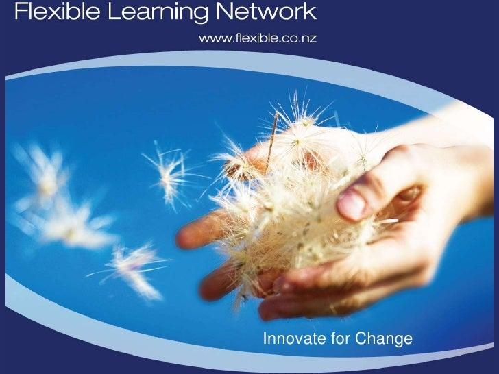 Innovate for Change<br />