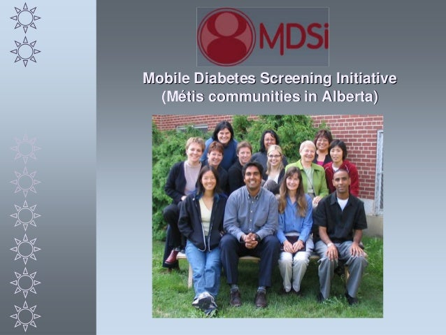 mobile diabetes screening initiative
