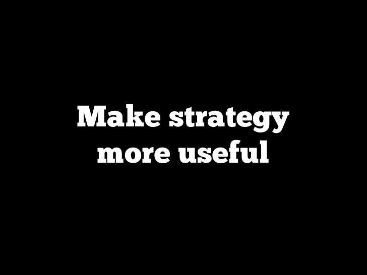 1. Make better   problems