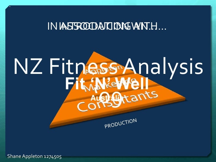 IN INTRODUCINGWITH…                    ASSOCIATION AN…     NZ Fitness Analysis        Fit 'N' Well             '09        ...