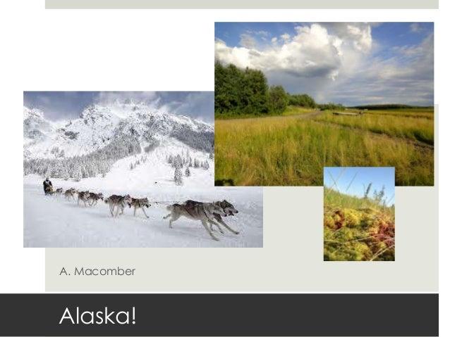 Alaska!A. Macomber