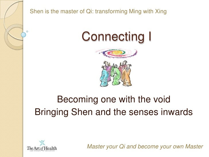 Shen is the Master of Qi Slide 3