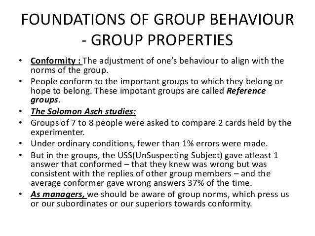the foundations of group behavior The design of pile foundations the theoretical manual is currently in  tural aspects of single pile and pile group behavior this has presented a.