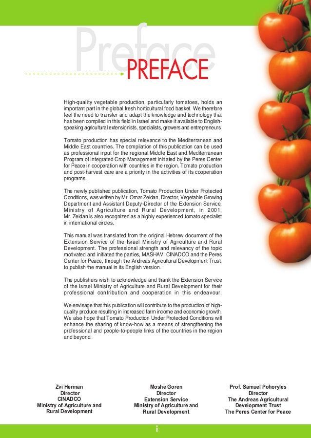 O  zaidan tomato production