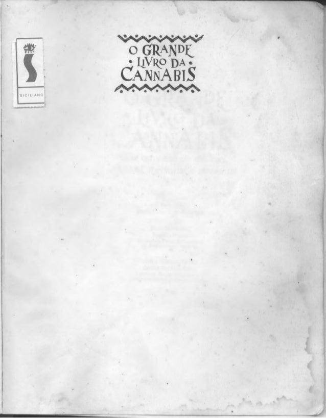 O grande livro da cannabis fandeluxe Choice Image