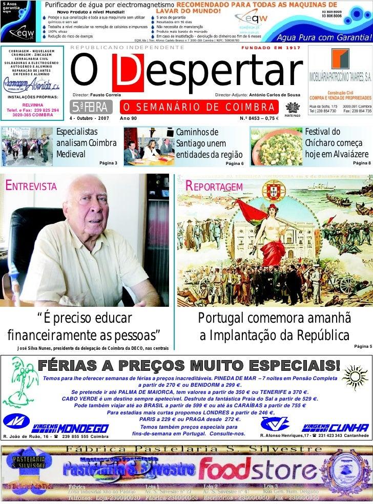 REPUBLICANO INDEPENDENTE                                                   F U N DA D O E M 1 9 1 7   COBRIAGEM – NIQUELAG...