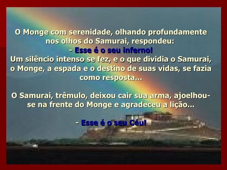 bad29304d7538 O Monge E O Samurai