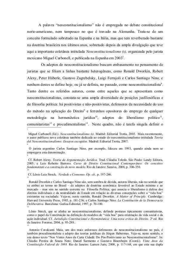 O neoconstitucionalismo no brasil 3 fandeluxe Image collections