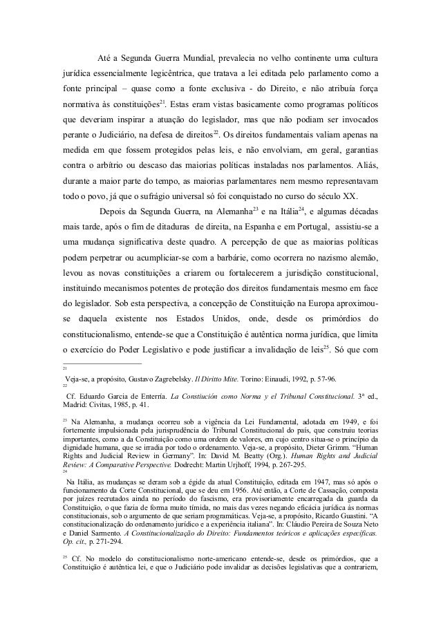 O neoconstitucionalismo no brasil 5 fandeluxe Image collections