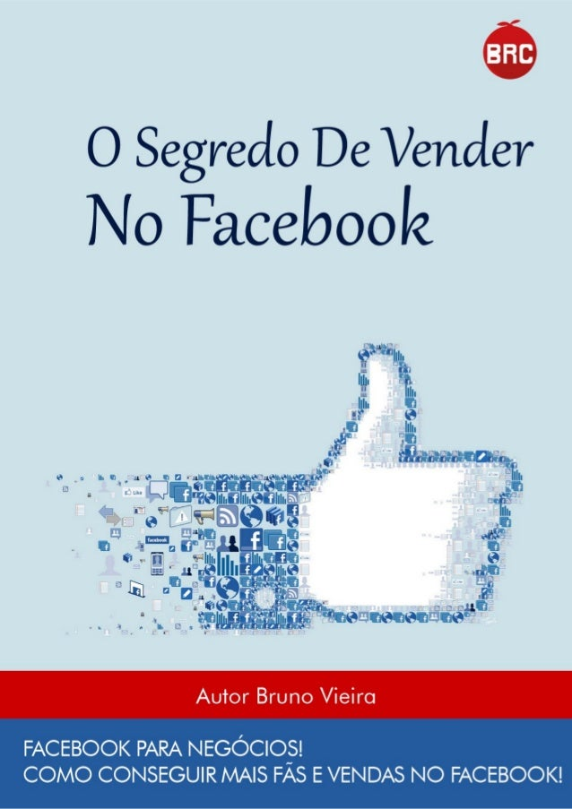 [EBOOK] O Segredo De Vender No Facebook Pagina 1