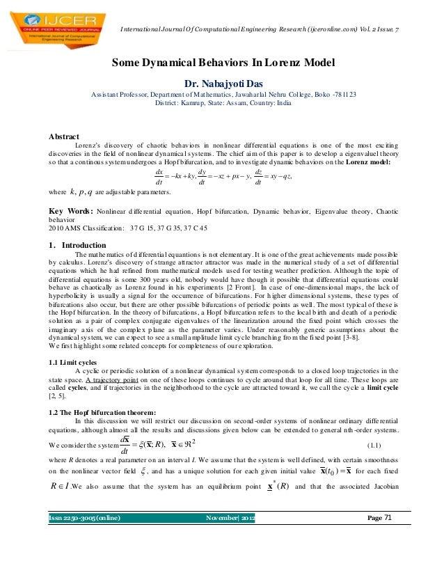I nternational Journal Of Computational Engineering Research (ijceronline.com) Vol. 2 Issue. 7                      Some D...