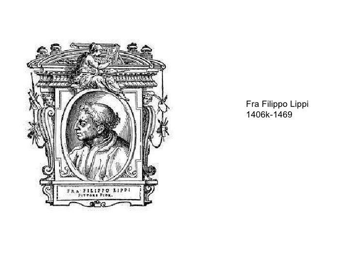 Fra Filippo Lippi 1406k-1469