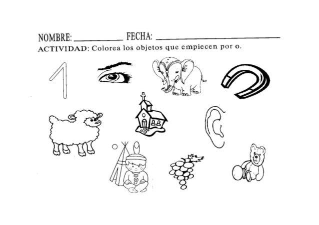 Dibujos Para Colorear Que Inicien Con La Vocal I Dibujos Para Colorear