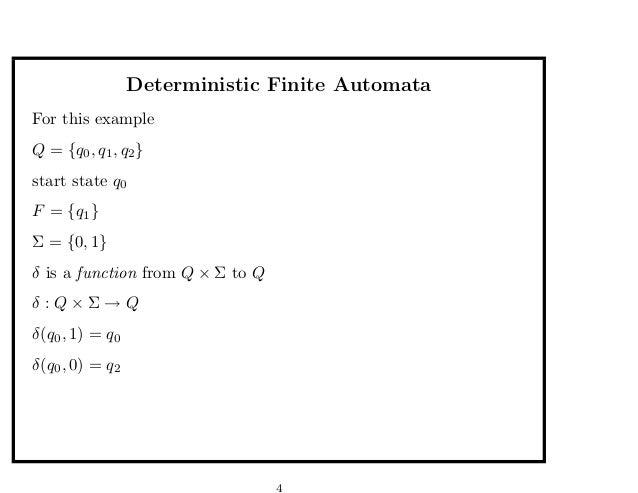 teori automata lengkap