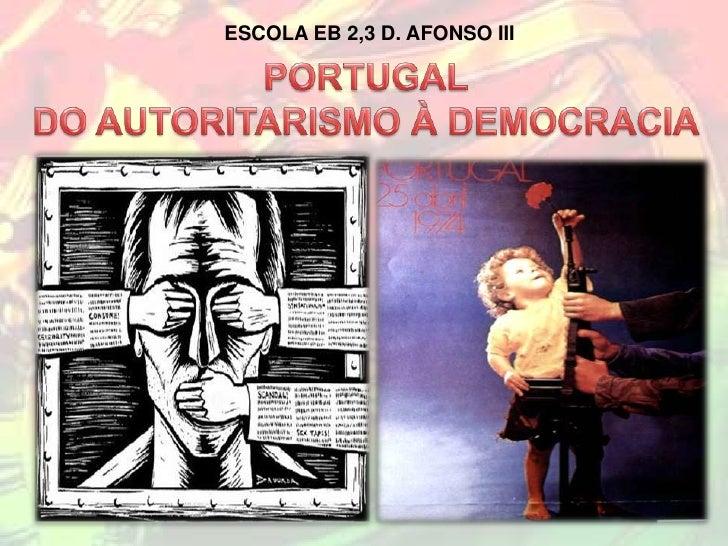 ESCOLA EB 2,3 D. AFONSO III