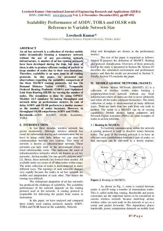 Lovekesh Kumar / International Journal of Engineering Research and Applications (IJERA)     ISSN: 2248-9622 www.ijera.com ...
