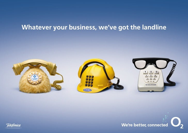 Whatever your business, we've got the landline