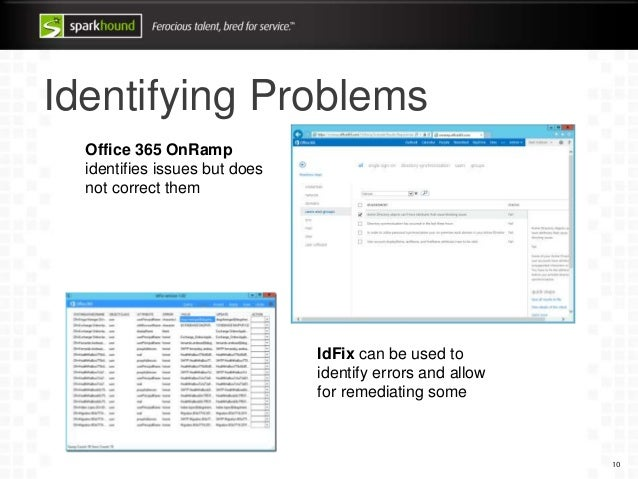 Identity Management for Office 365 and Microsoft Azure