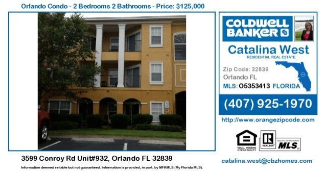 Homes for Sale in Orlando - 3599 Conroy Rd Unit#932, Orlando FL 32839