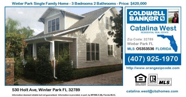 Homes for Sale in Winter Park - 530 Holt Ave, Winter Park FL 32789