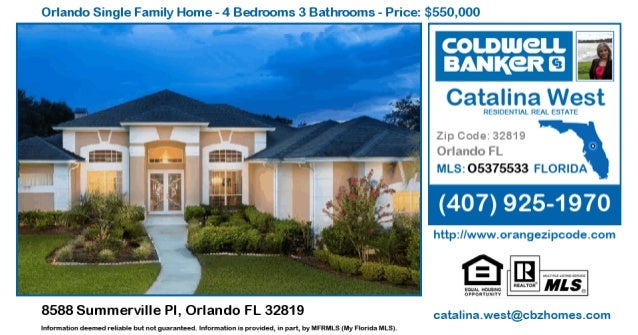 "Orlando Single Family Home - 4 Bedrooms 3 Bathrooms - Price:  $550,000         P  Ílllld_ 1""""""  1 A . _ _ __  ? ,j. (.~ &u..."