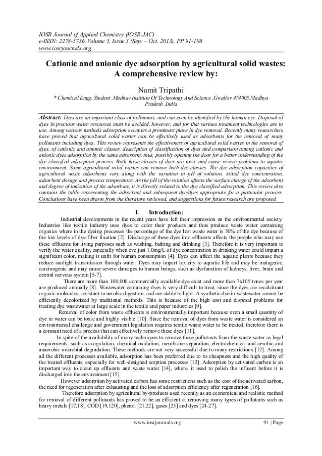 Adsorption Related Journals