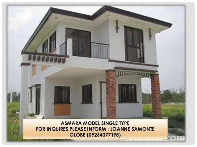ASMARA MODEL SINGLE TYPE FOR INQUIRES PLEASE INFORM : JOANNE SAMONTE GLOBE (09264377198)