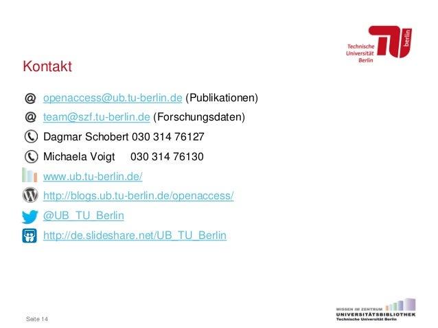ub tu berlin dissertation topics