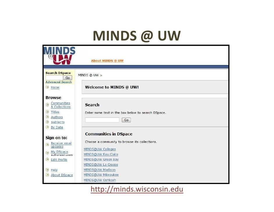 University of ohio and dissertations