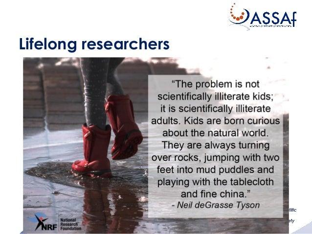 Lifelong researchers 5