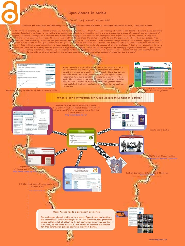 [email_address] To ange the backbrground: Rihtclick on poster Select background 22 RSS feed scientific aggregators  Vedran...