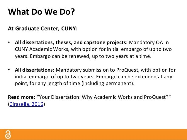 proquest dissertations open access Proquest dissertations & theses open  open access theses and dissertations (oatd) indexes open access graduate theses and dissertations.