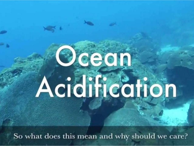 Ocean Acidification: Cause, Impact and mitigation