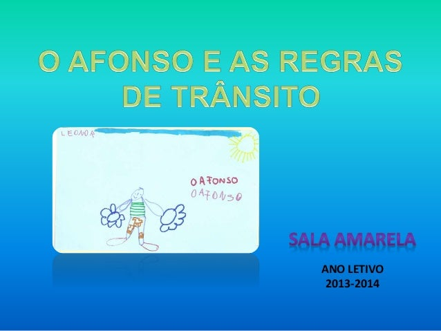 ANO LETIVO 2013-2014