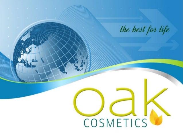 Oak cosmetics apresentacao_negocio_2012