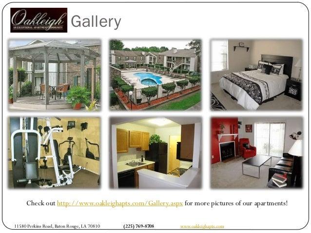 Oakleigh Apartments Baton Rouge La