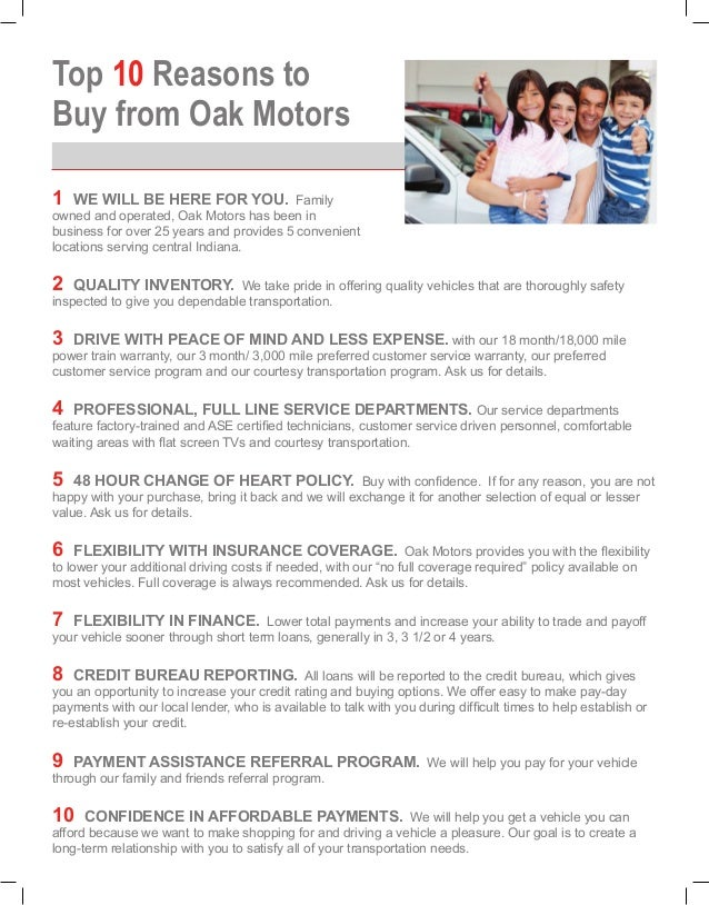 Oak Motors Shadeland Impremedia Net
