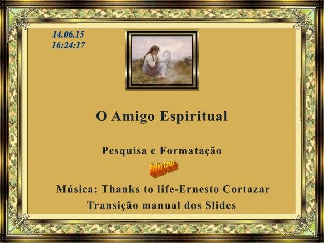 """Com base no conto """"O Guia"""", do livro Estante da Vida, pelo Espírito Irmão X (Momentos de Paz Maria da Luz). Conta-nos assi..."""