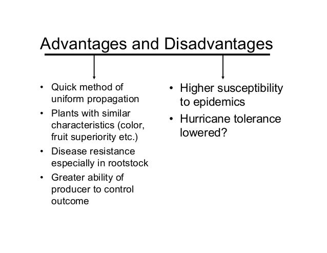 advantages and disadvantages of seed dormancy pdf