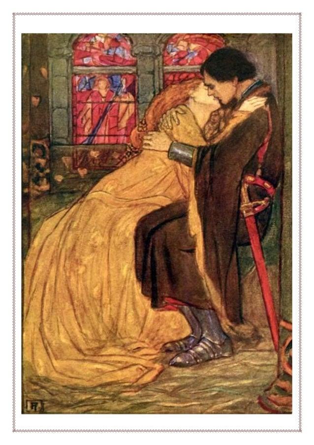 O amor proibido de Lancelot e Guinevere Guinevere (Gwenwyfar ou Gwen) e Lancelot são duas personagens muito importantes da...