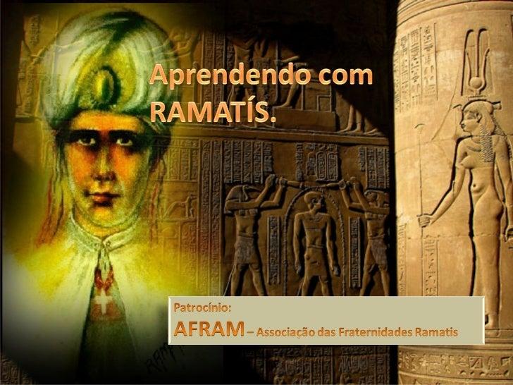 O anjo na visão de Ramatis