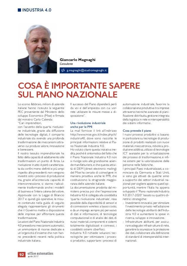 Lo scorso febbraio, milioni di aziende italiane hanno ricevuto la seguente PEC proveniente dal Ministero dello sviluppo Ec...