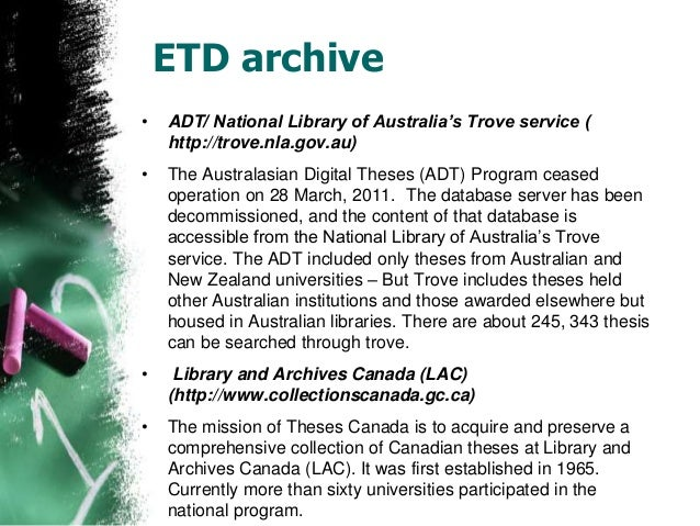 thesis collection canada Theses canada — library writers reflection essay and archives canada thèses canada and archives canada digital theses collections — theses information — libguides at ucd canada portal.