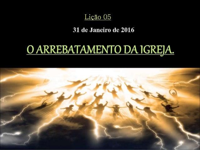 """""""Depois, nós, os que ficarmos vivos, seremos arrebatados juntamente com eles nas nuvens (1TS 4.17)"""